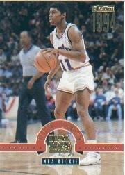 1994 SkyBox USA Kevin Johnson #91G Kevin Johnson/NBA Rookie Near -