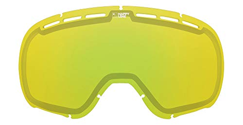 Spy Optic Marshall Replacement Lenses Happy Yellow w/ Green Spectra (Spy Optic Marshall Goggles Lens)