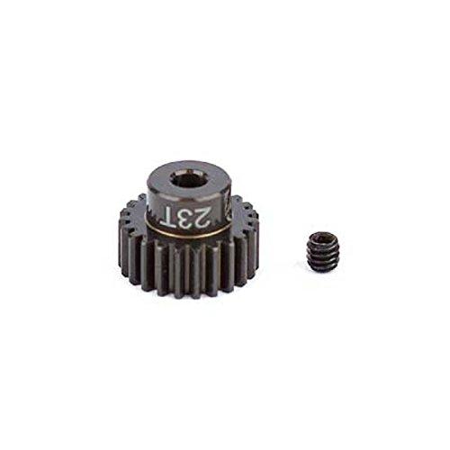 Team Associated 1341 Factory Aluminum 23T 48P 1/8 Shaft Pinion Gear ()