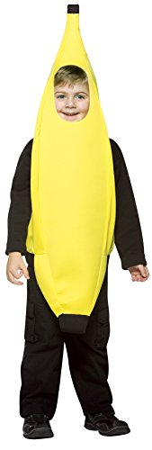 Rasta Imposta Boy's Banana Outfit Comical Theme