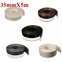 35mmX5m Window Silicone Rubber Sealing Sticker Seal Strip
