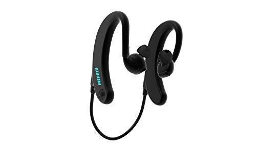 KuaiFit Sport Headphones - Heart Rate, Accelerometer, MP3, 8GB Memory, BLE, ANT+, Sweatproof, Audio Coach - Run Cycle Gym Triathlon by KuaiFit (Image #7)