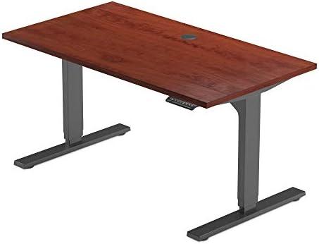 PROGRESSIVE AUTOMATIONS 47″ Apple/Black Standing Desks