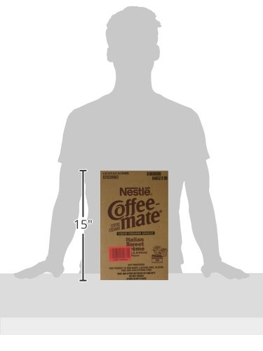 NESTLE COFFEE-MATE Coffee Creamer, Italian Sweet Creme, liquid creamer singles, Pack of 200 by Nestle Coffee Mate (Image #8)