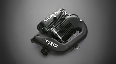 Toyota PTR29-35093 Supercharger Fit Kit
