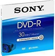 Sony DMR30A - DVD -R 1.4Gb 5X Pack 5: Amazon.es: Informática