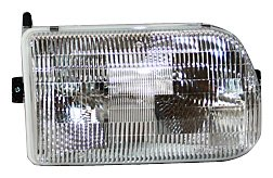 TYC 20-3593-00 Mazda Passenger Side Headlight Assembly