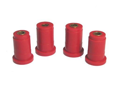 Prothane 6-205 Red Front Control Arm Bushing Kit (Bushings Control Arm Front Mustang)