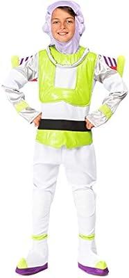 VENEZIANO Disfraz Robot DE Juguetes Vestido Fiesta de Carnaval ...