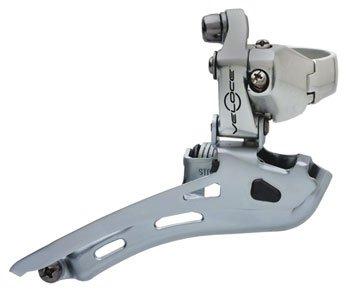 Veloce Silver 10 Dble Front Gear STD/CT Clip 35