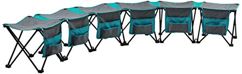 Collapsible 6-Person Bench