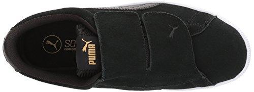 Puma Kvinna Vikky Plattform Kardborrband Sneaker Puma Black-puma Black