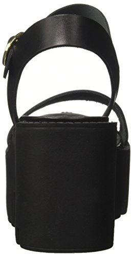 Windsor Smith Duffy, Sandali con Plateau Donna nero