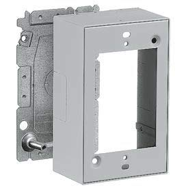 Bryant HBL2048GY 1 Gang Device Box, Gray (Pack of -