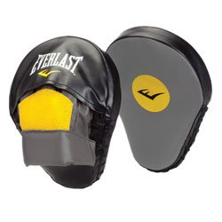 Everlast Mantis Mitts Punch Mitts, Gray