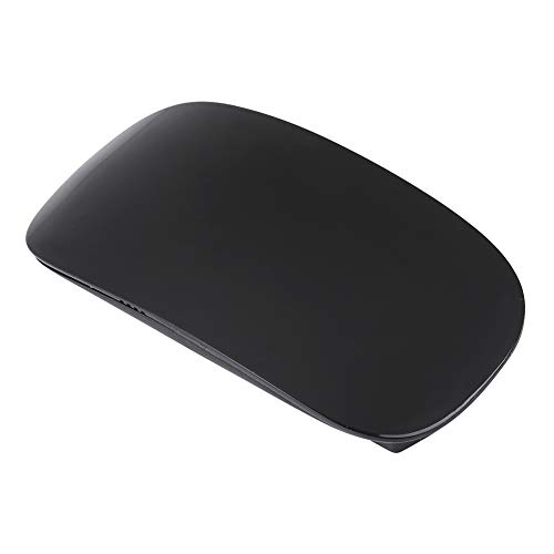 - Yosooo Wireless Mouse, 2.4G Wireless Optical Mouse Ultra-Thin Touch Control Mouse + USB Receiver for PC Laptop