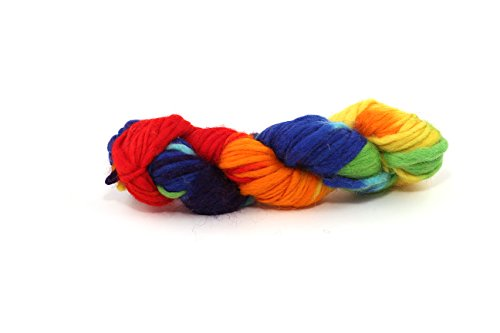 technicolor-dreams-thick-and-thin-wool-yarn-100-grams-50-yard-skein