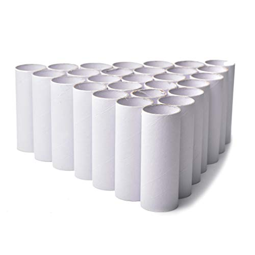 (30 Large Classroom-Pack Craft Roll (Size-L, 4.5 inch), Perfect for Creative DIY Projects, Made of Thick and Premium Cardboard)