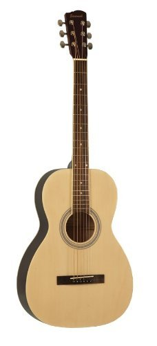 Savannah SGP-12-NA 0-Style Acoustic Guitar, Natural by Savannah