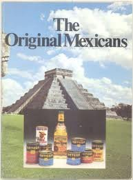 The Original Mexicans (a Cookbook Using Jose Cuervo Tequilla Products)