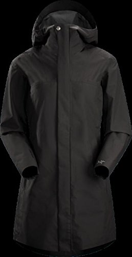 Arc'teryx Women's Codetta Coat,Black,US L by Arc'teryx