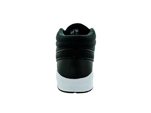 Nike Homme Stefan Janoski Max Mid Skate Chaussure Noir / Argent Métallique / Blanc / Noir