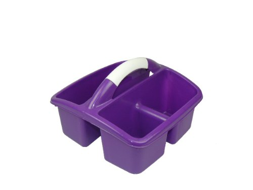Romanoff Deluxe Small Utility Caddy, Purple by Romanoff Products Inc