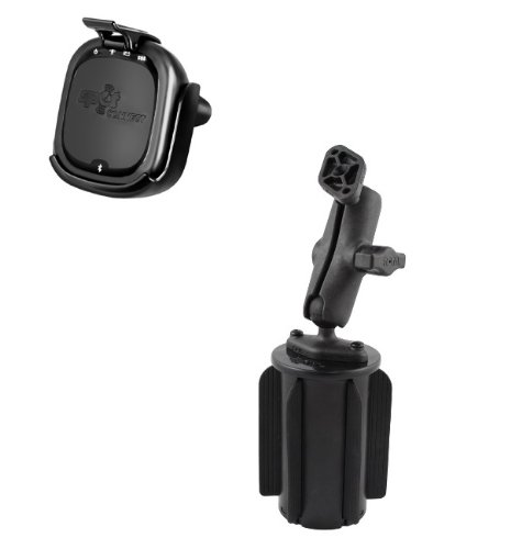 Portable Car Suv Cup Holder Mount for SPOT Connect & Satellite Communicator