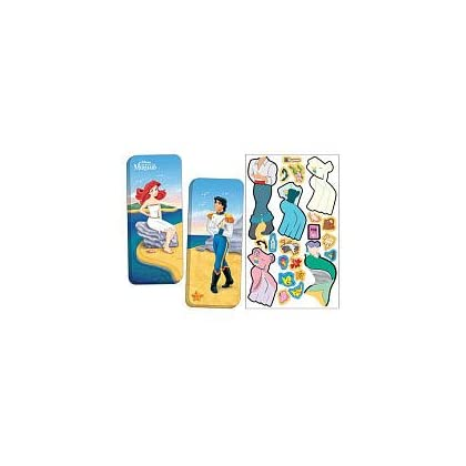 Kelli/'s Shop Passion for Fashion Magnetic Paper Dolls Travel Tin by Lee,...