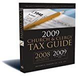 2009 Church and Clergy Tax Guide, Hammar, Richard R., 0917463501