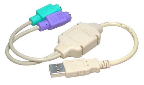 13 opinioni per Max Value Adattatore USB PS2 per connessioni tra tastiera e Mouse