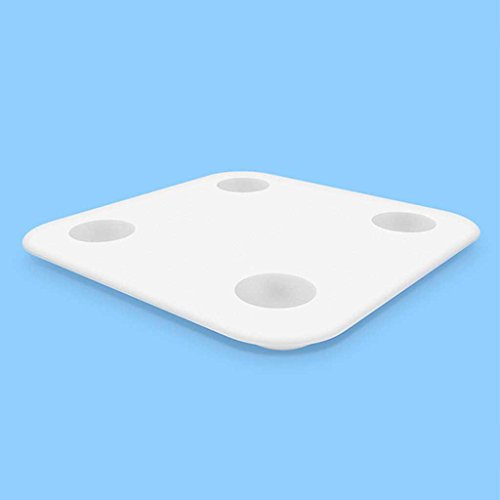 Body Fat Scales Precision Intelligent Mini Electronic Scales Home Health Body Scales Bathroom Scales by miaomiao (Image #1)