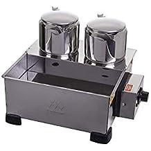 Esterilizador 2 Bules Luxo com Termostato Marchesoni Inox