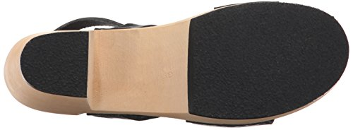 Clog hasbeens Black Greek Women's swedish Sandal xIwqddT