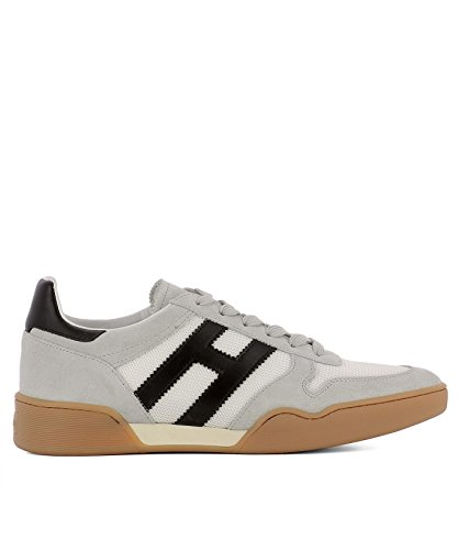 cheap 2014 new discount deals Hogan Men's HXM3570AC40IPJ692T White Fabric Sneakers clearance with credit card clearance Cheapest outlet deals aSqfpYYP