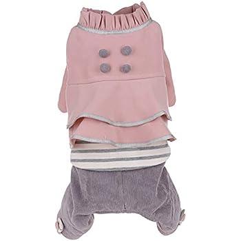 Amazon.com : MaruPet Fashion Sweet Dog Autumn Winter Coat