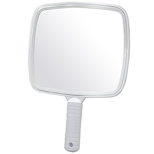 TRIXES Large White Handheld Hairdressers -