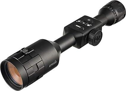 OPMOD ATN X-Sight 4K Pro 3-14x Smart Ultra HD Day/Night Hunting Rifle  Scope,Black, DGWSXS3144KPO