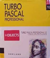 Borland Turbo Pascal 5.5 Compiler with +Objects