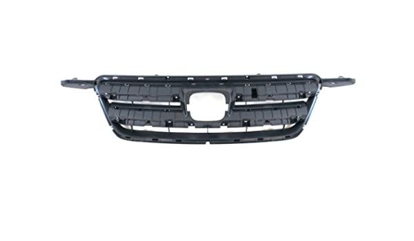 71121-S5P-A01ZB Front Grille Base Genuine Honda