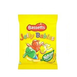 - Bassetts Jelly Babies 190G - Pack of 6