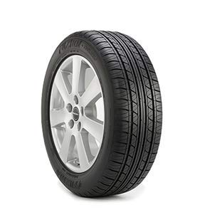 Fuzion Touring Tires 195/65R15 91H 400-A-A (Qty 1) (Best Tires For Mercedes E320)