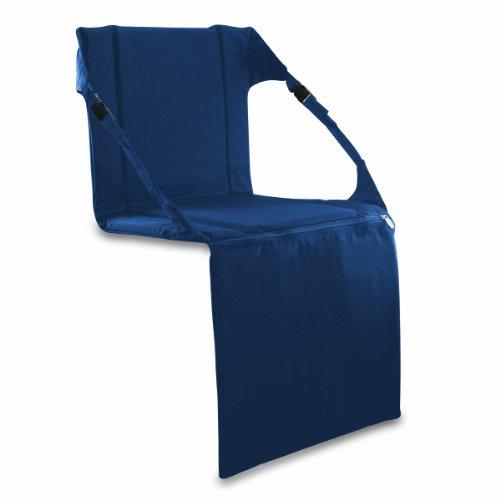 picnic-time-portable-stadium-seat-navy