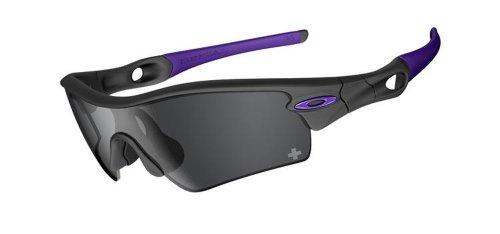 Oakley King's Camo Radar Pitch Sunglasses,Carbon Frame/Black Lens,One Size