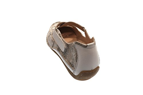 69 4 Crakle Softwaves White Zapatos Llanos 04 Mujeres xqa1wYX6F