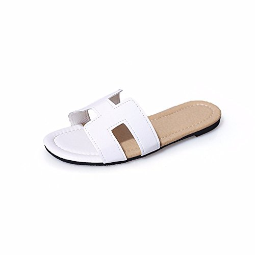 Chaussures Femmes Sandales amp; Intérieur Quotidien white YUCH Extérieur Télévision Occasionnels p1IqTW5x