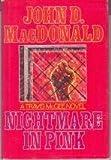 Nightmare in Pink, John D. MacDonald, 0397011164