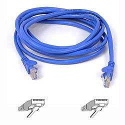 Belkin Patch Cable - 30 ft (A3L791-30-BLU-S) ()