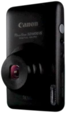 Canon SD1400IS Black product image 8