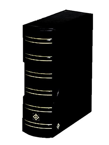 Lighthouse GRANDE G Binder & Slipcase Coin/Stamp/Currency/Document Collectibles Album Black